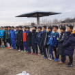 6年生 第22回宇都宮チャンピオンカップサッカー大会 2日目