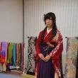卒業式シーズンです。袴のお着付しました④