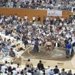 大相撲長野巡業✨。