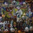山際マリ 洋画展  - yakety yak - -油彩とデコラージュ- 2018.10.26〜11.3 (日曜休)