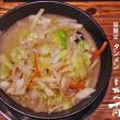 らーめん五葉 上福岡駅西口店@ふじみ野市 昼限定のタンメン、トナリ系のさっぱり太麺堪能