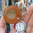腕時計・バッグウォッチ・キーホルダーウォッチなど! かわいい時計がいろいろ入荷しました♪