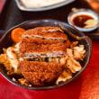 Pork Katsu Don + Seafood Fried Noodle