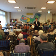 特別養護老人ホーム「金沢弁天園」での演奏