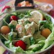 えびアボカドの和風タルタルサラダ弁当♪と母の日