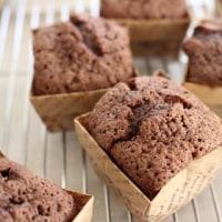 クッキーとチョコケーキ