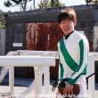 インテンスヒート(林正人厩舎)と山中悠希騎手