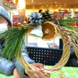 お正月しめ縄飾り作り