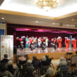 NTT北陸民謡民舞サークルが施設を訪問    石川県支部