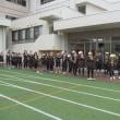 修了式と卒業式予行練習