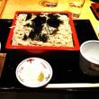 神楽坂のお蕎麦屋さん