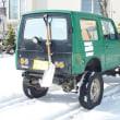 北海道らしい車ですよ ♪