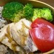 メカジキの生姜煮弁当