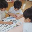 おれんじ 5歳児 月の絵本☆戸外遊び