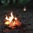 ゴールデンウィークのキャンプ