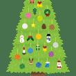 クリスマス 無料オープンクラス&パーティーのお知らせ 12/21(木)