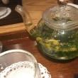 べっぴんほうじ茶ゼリーソフト&べっぴん茶でのんびり「カフェソラーレツムギ」