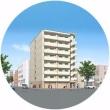 セブンスコートN14-SeventhCoatN14  札幌の賃貸は、賃貸ギャラリー(chintai.gallery)で公開中!
