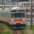2017年8月20日  東急池上線 石川台 1013F