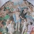 水彩模写「キリスト復活」
