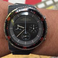 今日の腕時計 11/21 SEIKO SPEEDMASTER 7A28-6000 GIORGETTO GIUGIARO