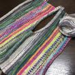 opalのカーディガンが編みたいの② 後ろ身頃半分