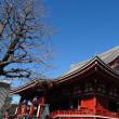 興味をもって歩き・・・浅草寺、浅草神社