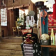 日本代表の必勝祈願を多鳩神社でしてきました