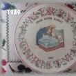 1989クリスマスプレート