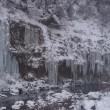 白川氷柱群 2018