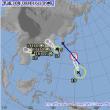 熱帯低気圧が台風19号になりました。台風が多く発生しますね。