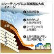 土砂が板状の岩の上滑る「シーティング」で被害。広島県坂町で