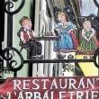 仏・リクヴィルの村と装飾吊り看板(3)