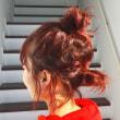 赤い髪❤️
