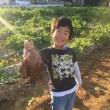 岡部学童サツマイモほりです!!