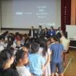 道徳授業地区公開講座「講演会」(9月18日)