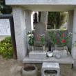 博徒・竹居安五郎の三つのお墓