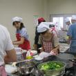 大阪湾の魚を使った料理教室を開催しました。