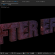 【After Effects】STARDUSTの3Dモデル機能