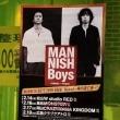 "MANNISH BOYS TOUR 2019""NAKED"" vol.5"