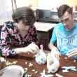 いよいよ出番だ!~3D折り紙スワン制作