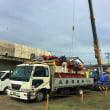 重量鉄骨造住宅 静岡市葵区 建て方工事