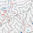南嶺 鷲尾山周辺の登山ルート 3