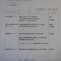 平成30年3月議会が告示されました。