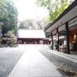 乃木神社へお参り