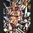 ロシアの画家リュボーフィ・ポポーバが死去した。