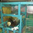 メンテお気楽日記 9月27日 危ない機械(産廃処理)