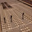 【JR横浜駅 製作記】信号機やホーム柵