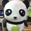 上野のパンダ(笑)