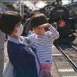 SLこまち C61型蒸気機関車